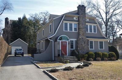 Pelham NY Single Family Home For Sale: $975,000