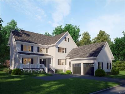 Scarsdale NY Single Family Home For Sale: $2,595,000