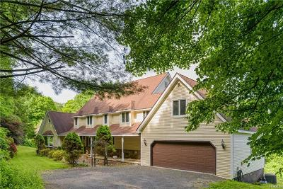 Connecticut Single Family Home For Sale: 555 Long Mountain Road