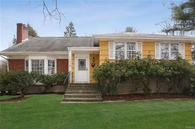 Westchester County Single Family Home For Sale: 118 Cedar Lane