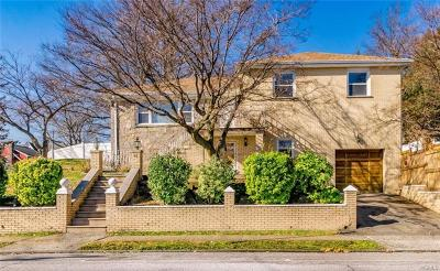Yonkers Single Family Home For Sale: 95 Vernon Avenue