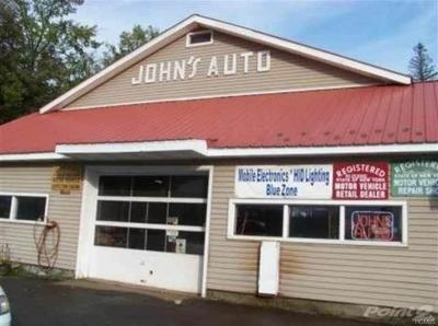 Commercial For Sale: 6316 State Route 42