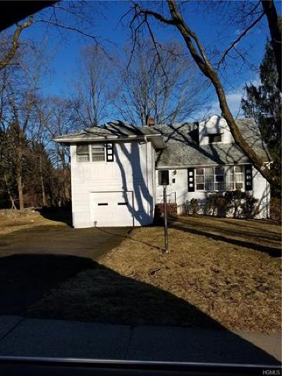 Blauvelt Single Family Home For Sale: 88 Cottage Lane