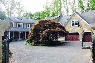Irvington Single Family Home For Sale: 4 Dows Lane