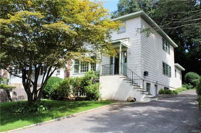 Mount Kisco Single Family Home For Sale: 39 Leonard Street