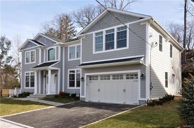 Ardsley Single Family Home For Sale: 33 Judson Avenue