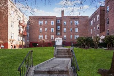 Yonkers Condo/Townhouse For Sale: 154 Ravine Avenue #1c