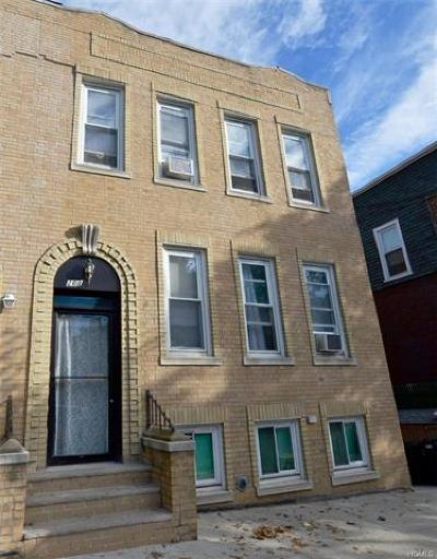 Bronx NY Multi Family 5+ For Sale: $1,350,000