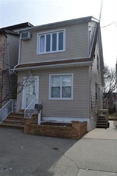 Bronx Multi Family 2-4 For Sale: 3050 Lasalle Avenue