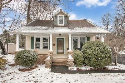 Rockland County Single Family Home For Sale: 10 Blauvelt Road