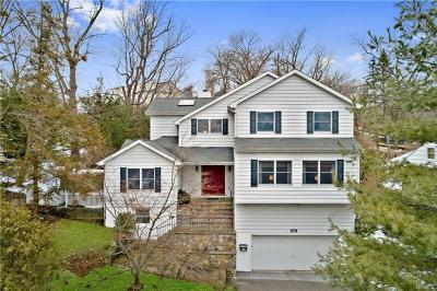 Scarsdale Single Family Home For Sale: 570 Fort Hill Road
