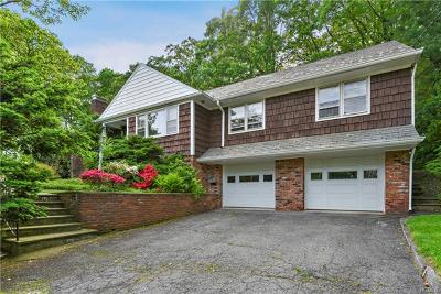 Scarsdale Single Family Home For Sale: 129 Fox Meadow Road