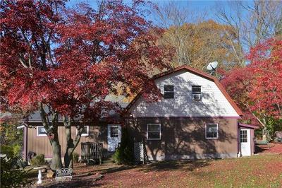 Greenwood Lake Single Family Home For Sale: 97 Sterling Road