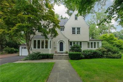 Bronxville Single Family Home For Sale: 19 Hawthorne Road