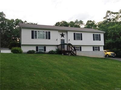 Otisville Single Family Home For Sale: 33 Bull Road