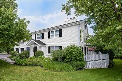 Rye Single Family Home For Sale: 8 Packard Court