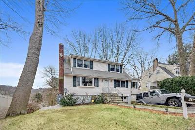 White Plains Single Family Home For Sale: 48 Perry Avenue