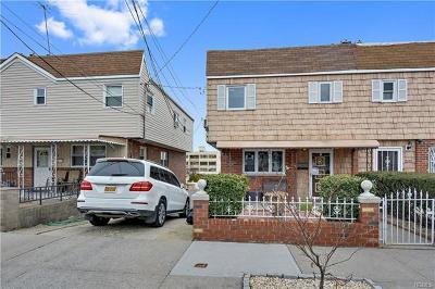 Bronx Single Family Home For Sale: 2524 Tiemann Avenue