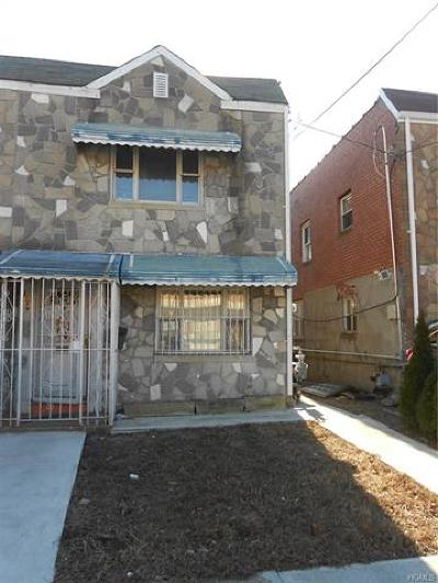 Bronx Single Family Home For Sale: 1288 Givan Avenue