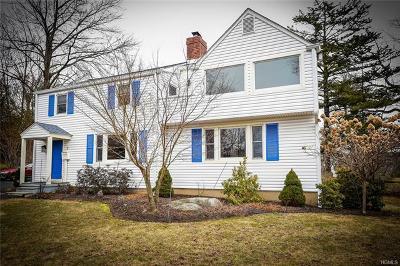 Irvington Single Family Home For Sale: 3 Riverview Terrace