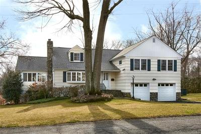 Rye Single Family Home For Sale: 6 Fraydun Place