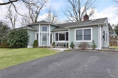 Westchester County Single Family Home For Sale: 30 Edgewood Road