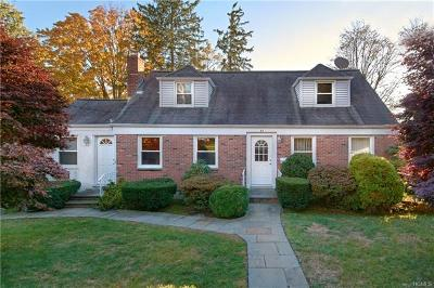 Westchester County Single Family Home For Sale: 67 Parkview Avenue East