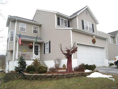 Washingtonville Single Family Home For Sale: 52 Woodfield Drive