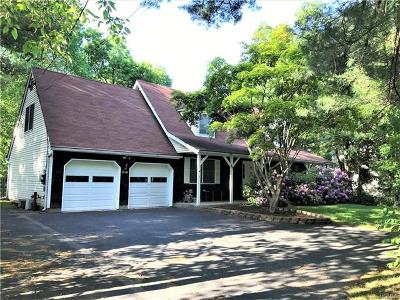 Rockland County Single Family Home For Sale: 481 West Clarkstown Road
