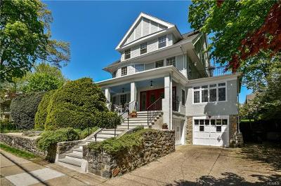 Larchmont Single Family Home For Sale: 108 Murray Avenue