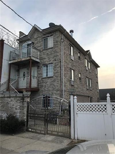 Bronx Multi Family 2-4 For Sale: 3129 Seymour Avenue