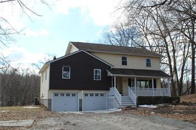Pine Bush Single Family Home For Sale: 121 Crawford Street