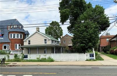 Bronx County Single Family Home For Sale: 604 City Island Avenue