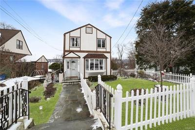 Tarrytown Single Family Home For Sale: 73 Riverview Avenue