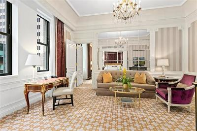 New York Condo/Townhouse For Sale: 2 East 55th Street #1121/29