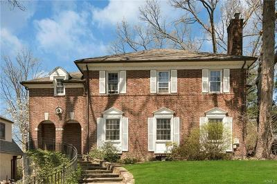 New Rochelle Single Family Home For Sale: 217 Storer Avenue