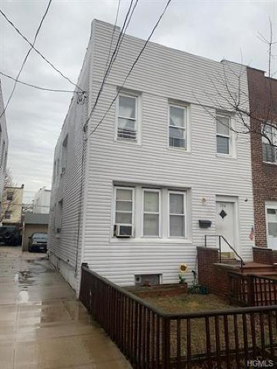 Bronx County Multi Family 2-4 For Sale: 284 Revere Avenue