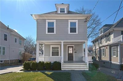 Rye Rental For Rent: 237 Purchase Street #Front
