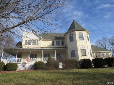 Washingtonville Single Family Home For Sale: 5 Hill Road