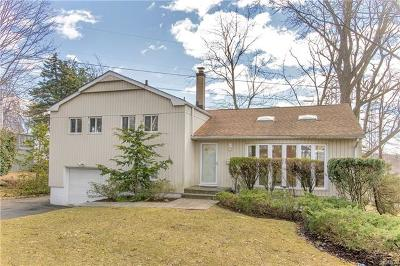 Westchester County Single Family Home For Sale: 53 Edgewood Road