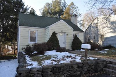 Dutchess County Single Family Home For Sale: 70 Woodlawn Avenue