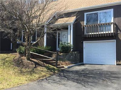 Westchester County Condo/Townhouse For Sale: 13 Hillside Place #13