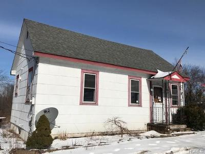 Goshen Single Family Home For Sale: 2562 Route 17m