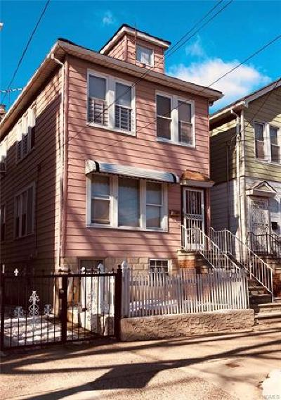 Bronx County Multi Family 2-4 For Sale: 4329 Grace Avenue
