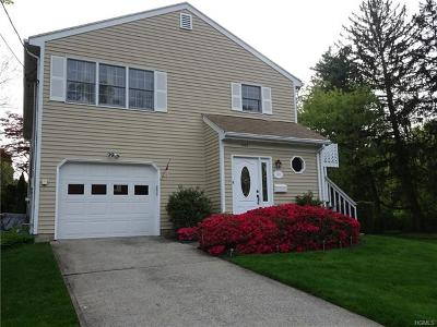 Mamaroneck Single Family Home For Sale: 1602 Ellis Place