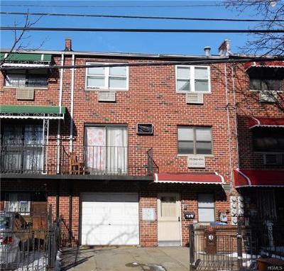 Bronx Multi Family 2-4 For Sale: 719 East 217th Street