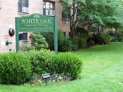 Westchester County Co-Operative For Sale: 50 White Oak Street #3-A