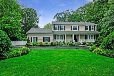 Westchester County Single Family Home For Sale: 34 Woodland Drive