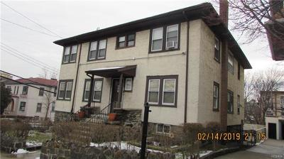 Yonkers Rental For Rent: 2 Bayley Avenue