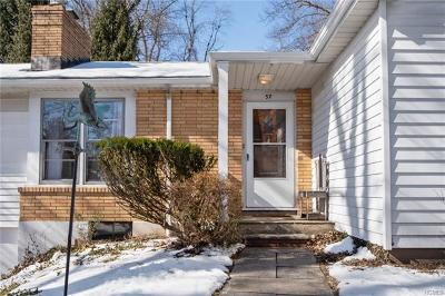 Westchester County Single Family Home For Sale: 57 Highland Avenue